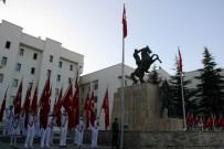 ANMA ETKİNLİĞİ - Nevşehir'de Hayat 2 Dakikalığına Durdu