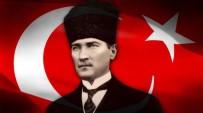 SINIR ÖTESİ - Rektör Çomaklı'dan 10 Kasım Mesajı