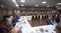 MUSTAFA GÜVENLI - Rektör Çomaklı ESTP Yönetim Ve Temsilcileri İle Buluştu