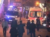 AMBULANS HELİKOPTER - Saldırıya Uğrayan Derik Kaymakamı'ndan Haber Var