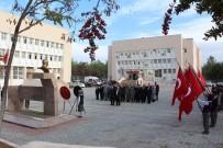 HANIFI YıLDıRıM - Samsat'ta Atatürk Saygıyla Anıldı