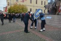SINOP ÜNIVERSITESI - Sinop'ta 10 Kasım Töreni