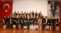 ANMA ETKİNLİĞİ - TED Şanlıurfa Kolejinde Hüzünlü Anma