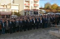 ŞAFAK BAŞA - TESKİ Personeli Ata'sını Saygı Ve Minnetle Andı