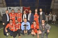 YENIÇERILER - TMMOB Konya Şubesinden Futbol Turnuvası