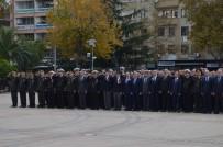 TRABZON VALİSİ - Trabzon'da 10 Kasım Atatürk'ü Anma Törenleri