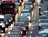VOLKSWAGEN - Trafiğe kayıtlı araç sayısı arttı
