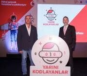 ABDULLAH GÜL - Türkiye Vodafone Vakfı, Çocuk Hackathon Etkinliklerine İzmir'den Başladı