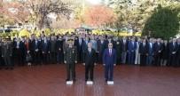 BURHANETTIN ÇOBAN - Ulu Önder Mustafa Kemal Atatürk, Afyonkarahisar'da Törenlerle Anıldı