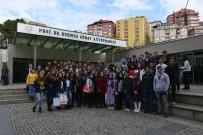 EĞİTİM KALİTESİ - Üniversiteye Hazırlanan Öğrenciler Farabi Kampüsü'nü Gezdi