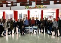 YENİ YÜZYIL ÜNİVERSİTESİ - Yeni Yüzyıl Üniversitesi Makedonya'da Üniversite Adayları İle Buluştu