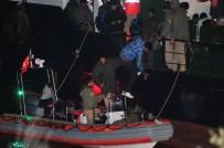 Yük Gemisinde Nefes Kesen Mülteci Operasyonu