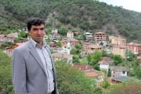 SALİM USLU - Yukarızeytin Köyünden Özel İdare'ye Yatırım Teşekkürü