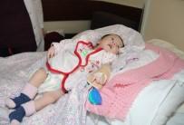KALP HASTALIĞI - 1 Aylık Bebeğin Kalbindeki Deliği Ameliyatsız Yöntemle Kapattılar
