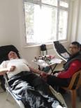 KıZıLCAÖREN - 26 Kere Kan Bağışı Yapan Azaya Takdir Belgesi