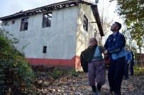 ORMAN YANGINI - 70 Yaşındaki Kadının Evi Kül Oldu