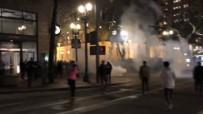 ABD BAŞKANI - ABD'de Trump protestoları sürüyor