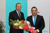 DEVİR TESLİM - Adana Kamu Hastaneler Birliği Genel Sekreterliği'ne Görev Değişimi