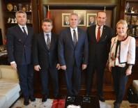 DEMET SABANCı ÇETINDOĞAN - Adana Macaristan İlişkileri Güçleniyor