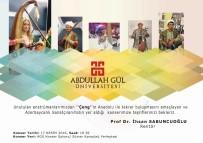 MEZOPOTAMYA - AGÜ'de 'Çengname' Konseri
