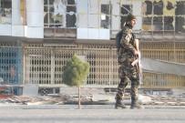TALIBAN - Alman Konsolosluğu'na saldırı: 4 ölü, 80 yaralı