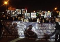 ANKARA ADLİYESİ - 'Ankara Garı' Davası 6-10 Şubat 2017'De Görülecek