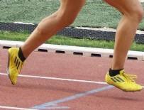 TÜRKİYE ATLETİZM FEDERASYONU - Atletler İzmir'de kampa girdi