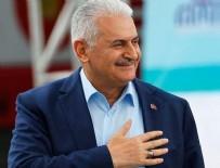 OVİT TÜNELİ - Başbakan Yıldırım Rize'den müjdeyi verdi