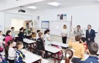 MUSTAFA YAŞAR - Başkan Demircan Açıklaması 'Okulları Geziyoruz, Eksiklerini Gideriyoruz'