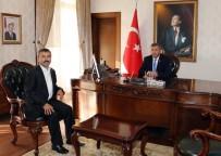 VALILER KARARNAMESI - Başkan Erdoğan'dan Vali Yılmaz'a Hayırlı Olsun Ziyareti