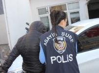 HIRSIZLIK ZANLISI - Beşiktaş Kulubü Başkanı Fikret Orman'a Hırsız Şoku