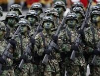 HAKKARİ ÇUKURCA - TSK'dan açıklama: 57 terörist öldürüldü