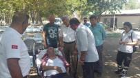 Burhaniye'de İhtiyaç Sahiplerine Belediye Yardımı