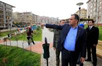 TAŞDELEN - Çankaya Belediye Başkanı Taşdelen, Destina Peri Parkı'nda