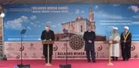 MEHMET GÖRMEZ - Cumhurbaşkanı Erdoğan, Belarus'ta Cami Açılışına Katıldı