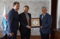 DANIMARKA - Danimarka Büyükelçisi'nden İyi Niyet Ziyareti