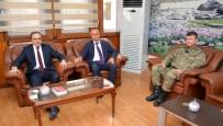 İL EMNİYET MÜDÜRLERİ - Dilberoğlu Ve Korkmaz'dan Başkan Epcim'e Ziyaret