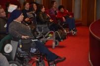 ENGELLİ ÇOCUK - Engelliler, Sağlık Sorunlarını Çözmek İçin Toplandı