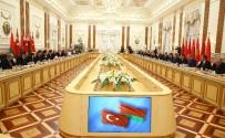 DÜNYA TICARET ÖRGÜTÜ - Erdoğan Ve Lukaşenko Heyetlerarası Görüşmeye Başkanlık Etti
