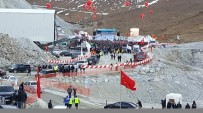 OVİT TÜNELİ - Erzurum - Rize Ovit İle Birleşti