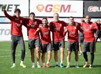 FLORYA - Galatasaray Derbi Hazırlıklarını Sürdürdü
