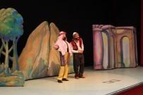 HARAMILER - Gebzeli Miniklerin Tiyatro Keyfi