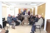 TOPLU KONUT - Hisarcık'ta 4. Etap TOKİ Konutları Arazisi Hazır