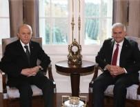 YENİ ANAYASA ÇALIŞMALARI - İşte AK Parti'nin Bahçeli'ye sunduğu 2 teklif