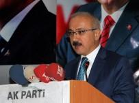 BURHAN KAYATÜRK - Kalkınma Bakanı Elvan Açıklaması 'Ankara Ne Kadar Söz Sahibiyse Van Da O Kadar Söz Sahibidir'