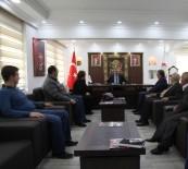 Konya Gıda Ve Tarım Üniversitesi'nden Başkan Tutal'a Ziyaret