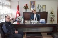 MURAT GÜVEN - Kula'nın Yeni Emniyet Müdürü Meletlioğlu Göreve Başladı