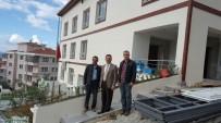 YUNUS EMRE KÜLTÜR MERKEZİ - Kültür Merkezi Yenileniyor