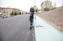 YENIKENT - Odunpazarı Belediyesi'nin Üst Yapı Çalışmaları
