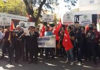 EMIN KORAMAZ - Orman Mühendisleri Odası Batı Akdeniz Şubesi'nden TMMOB Başkanına İstifa Çağrısı